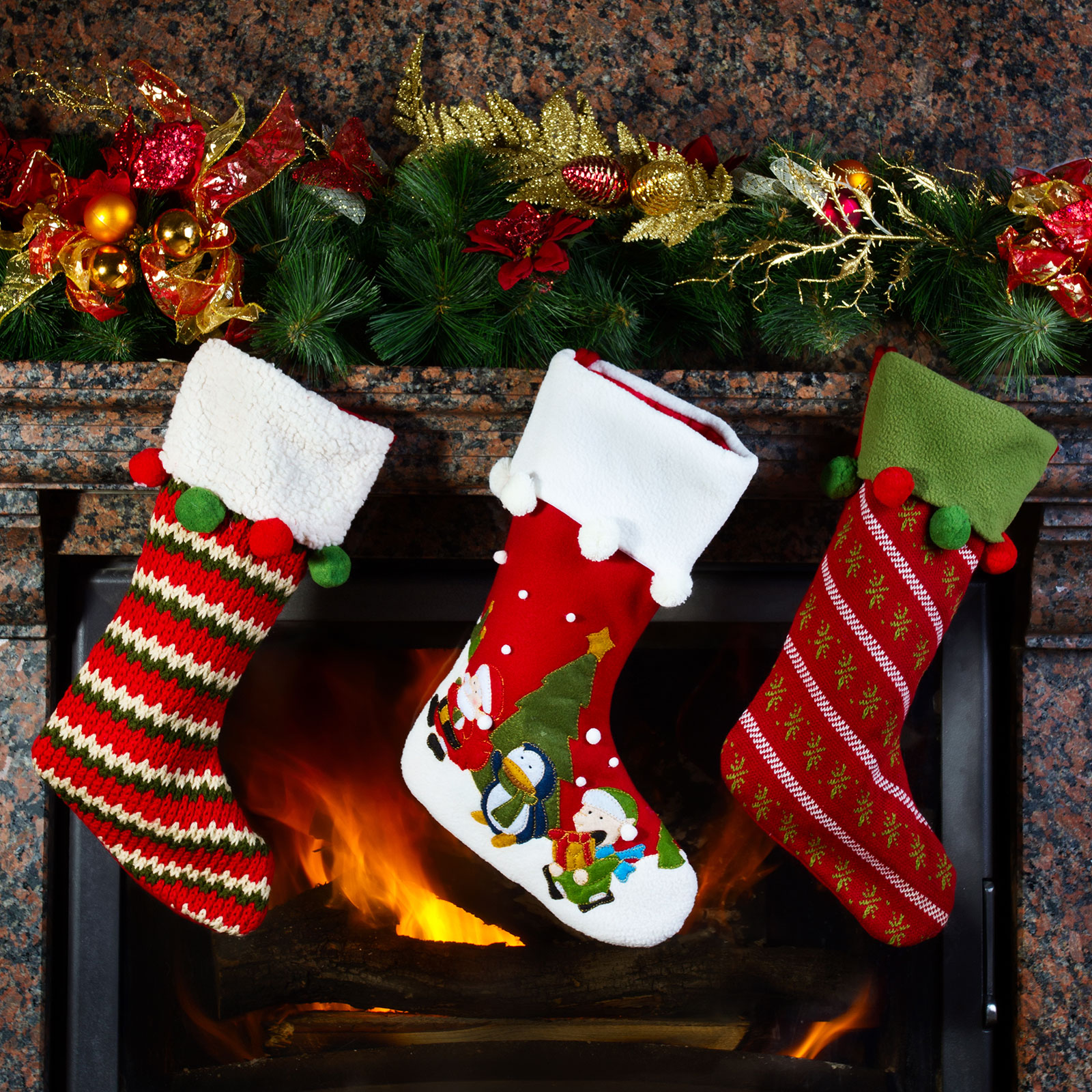 Pictures of Unique Christmas Stockings | LoveToKnow