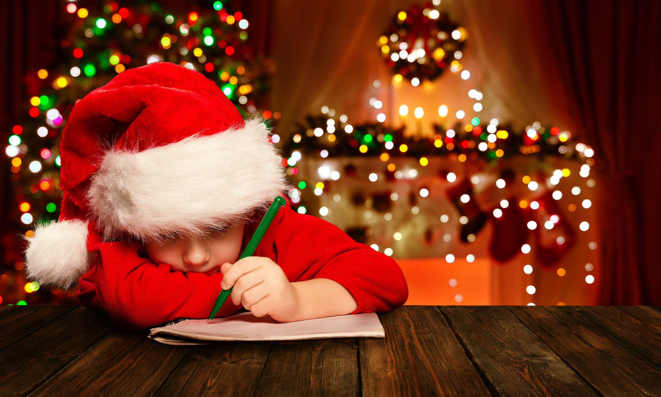 Christmas Wish List Template for Kids | LoveToKnow