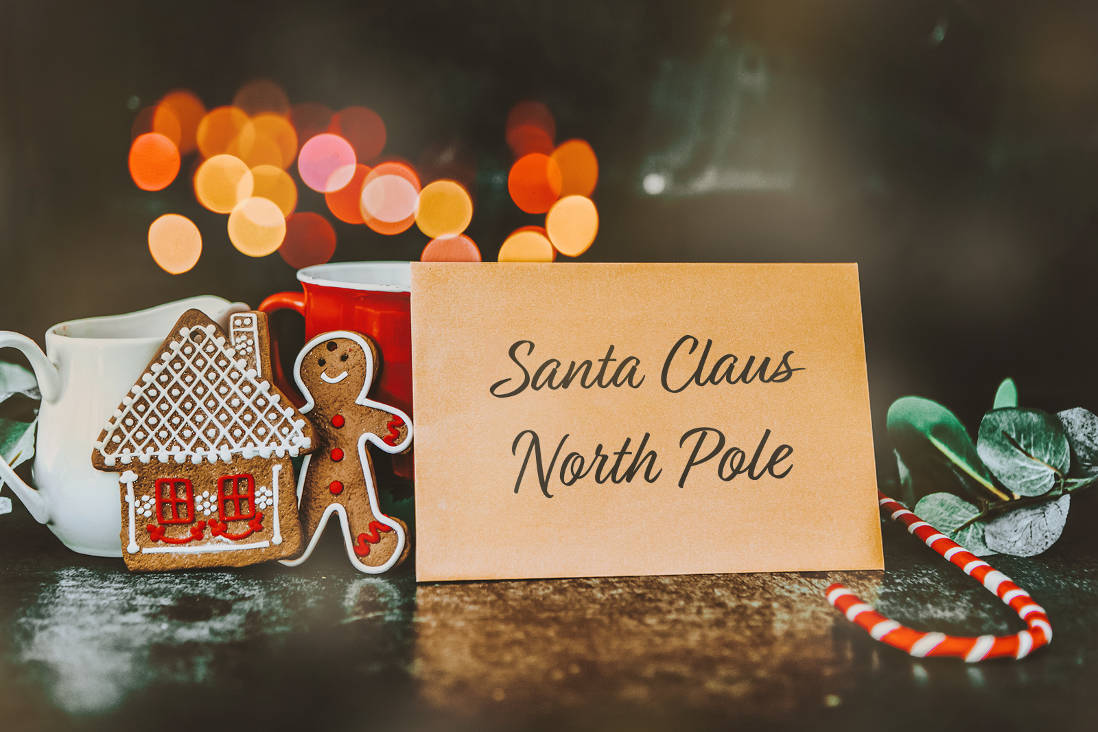 Santa Claus Mailing Address: Letters From the North Pole | LoveToKnow
