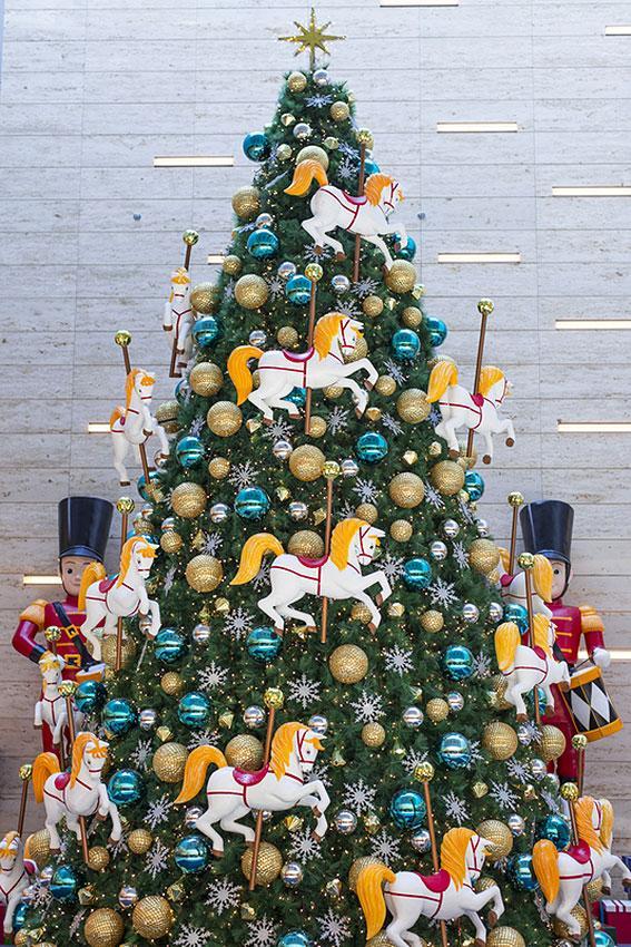 carousel tree