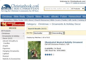 Christian Book online store