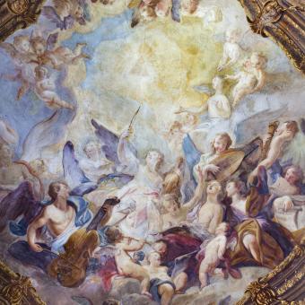 Image of a Heavenly choir