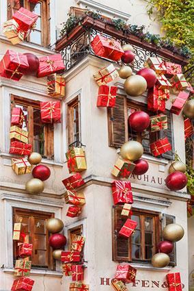 23 Wonderful Outdoor Christmas Decoration Ideas