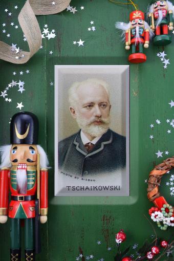 Tchaikovsky ,sic corner
