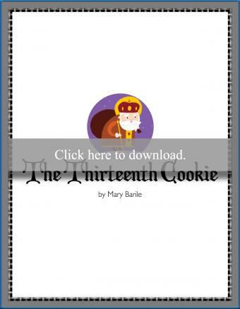 The Thirteenth Cookie Christmas play