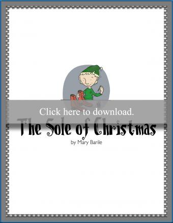 Sole of Christmas play