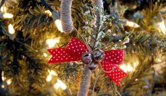 Twine-Wrapped Candy Cane