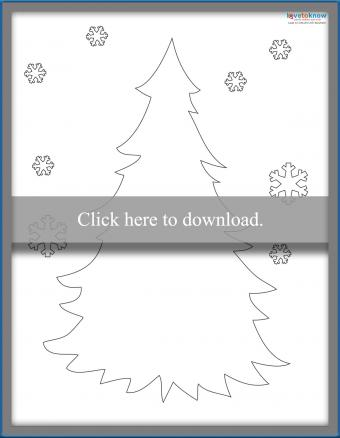 Create a Tree advent calendar