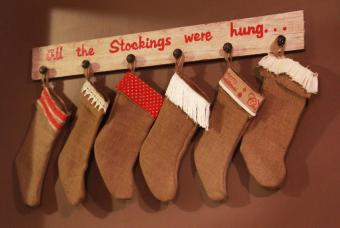 Christmas Stockings Hanging Against Wall Premium Access XSSML 2125 x 1416 px   7.08 x 4.72 in @ 300 dpi   3.0 MP Size Guide Add notes DOWNLOAD AGAIN Details Credit: Enk Sodsoon / EyeEm Creative #: 600699397 License type: Royalty-free Collection: EyeEm Release info: No release required