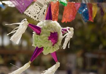 Piñata Fiesta Cabo San Lucas Mexico