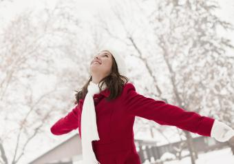 12 Beautiful Christmas Snow Scenes: Celebrate the Season