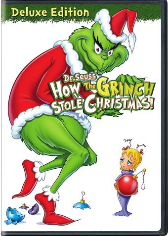Dr. Seuss': How the Grinch Stole Christmas Movie