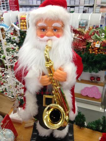 A Christmas Santa Claus