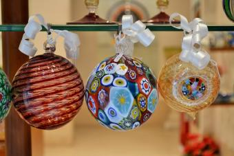 Ornaments from Italy