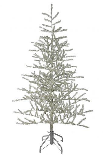 Northlight Metallic Artificial Tinsel Christmas Tree