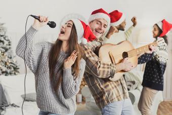Christmas Karaoke Party Options and Ideas