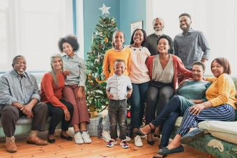 How to Take Your Own Christmas Pictures: Tips & Ideas