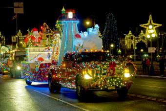 Lighted Christmas Parade: What It Is & How to Find One