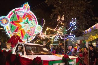 Star Festival the Christmas season