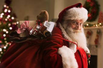 Father Christmas: History Throughout Eras