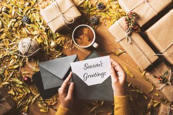 Company Christmas Card Sayings: Appropriate Ideas