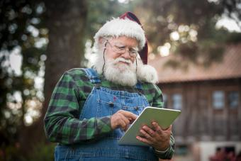 A Brief History of Father Christmas and His Many Names