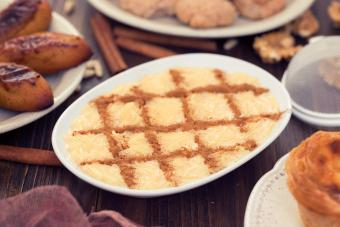 Traditional Portuguese Christmas desserts