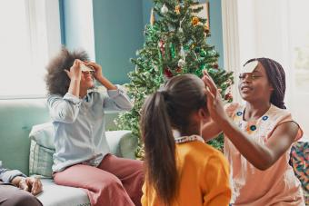 35 Fun Christmas Party Activities for Kids & Adults
