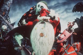 Tim Burtons A Nightmare Before Christmas Movie Stills