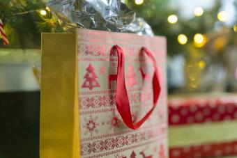 Gift Christmas Bag