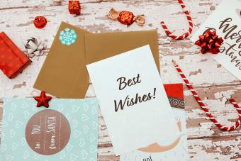 45 Christmas Card Sayings to Express Your Holiday Wishes