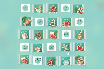 Free Printable Advent Calendars for Kids