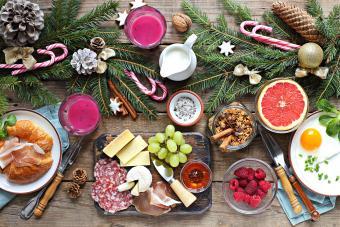 3 Delicious Christmas Brunch Menu Ideas and Recipes
