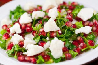 Colorful Christmas Salad