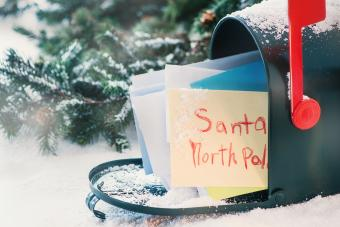 Free Santa Letters for Kids to Print at Home or Mail