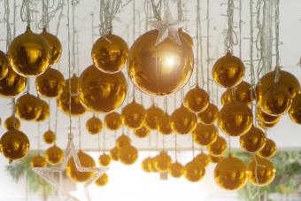 Decorations Hanging From Ceiling