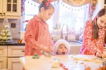 Cookie Pajama Party