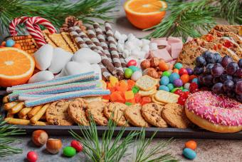 Cookie Charcuterie Party