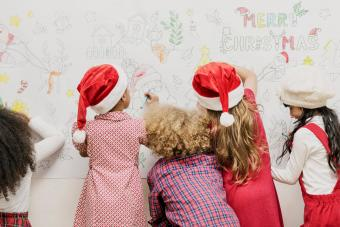 7 Fun Christmas Games to Play in School for All Ages