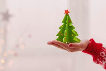 Printable Christmas Tree Templates & Craft Ideas