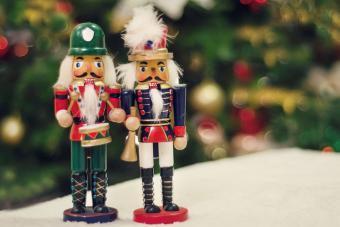 holiday christmas nutcracker men