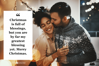 Christmas Love Message for the Season