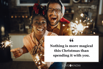 Magical Christmas Message to Share With Loves