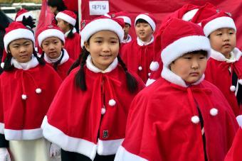 Korean Christmas Traditions