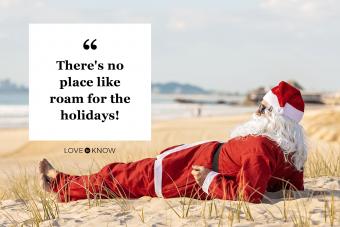 Holiday Travel Instagram Caption