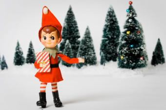 elf on shelf doll
