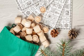 Printable Christmas Bingo Cards & Fun Game Ideas