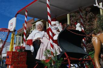 7 Christmas Parade Float Ideas
