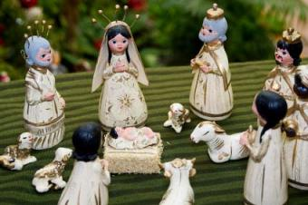 Mexican Christmas Decorations: Popular and Traditional