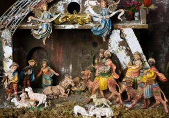 The History of Christmas Nativity Sets Around the World